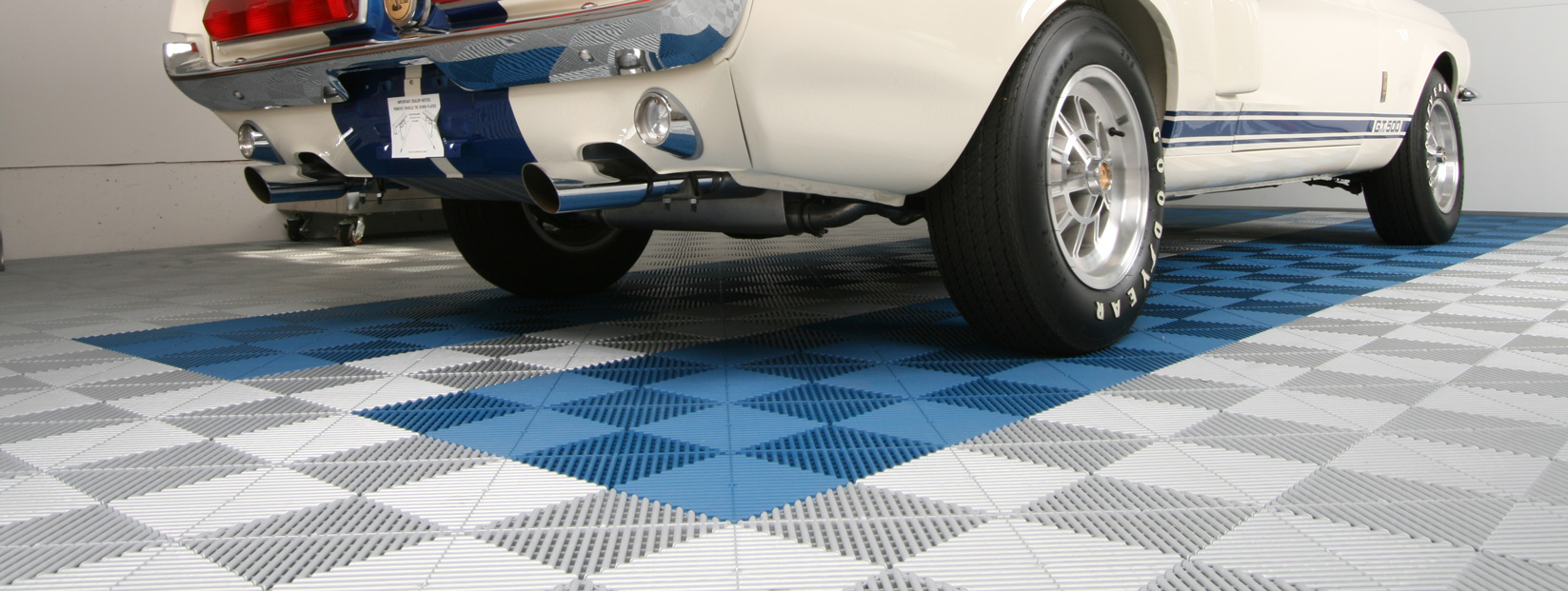 Garage Flooring Tiles Bay Area CA